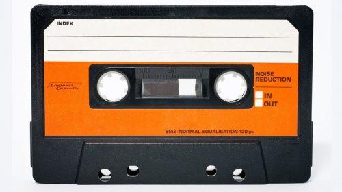 カセットテープの原理